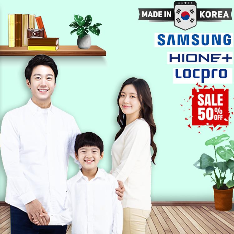 Khóa Vân Tay Hàn Quốc