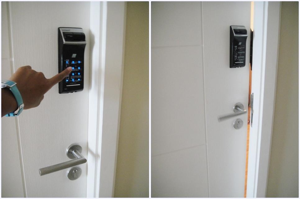 khóa điện tử Gateman WF20