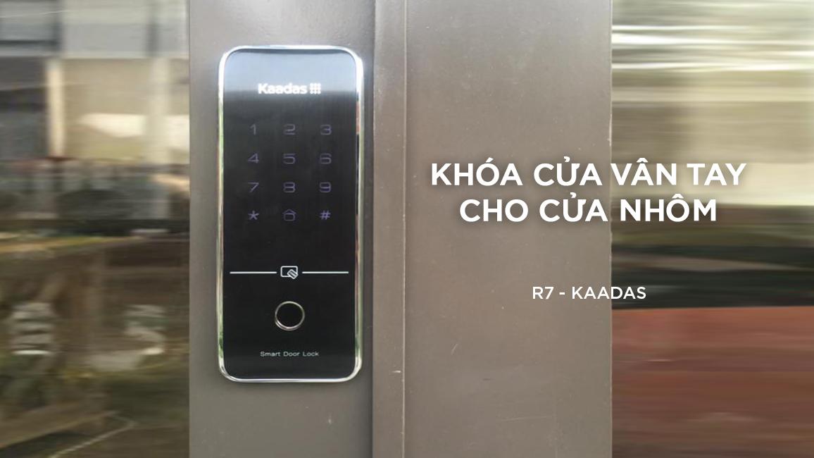 khóa điện tử kaadas