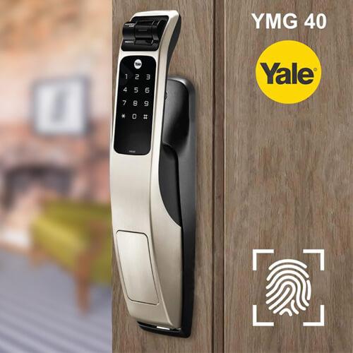 khóa điện tử Yale
