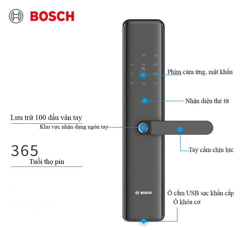 khoa cua bosch ID450