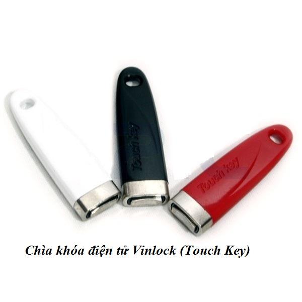 Chìa từ  Khóa cửa kính Evernet