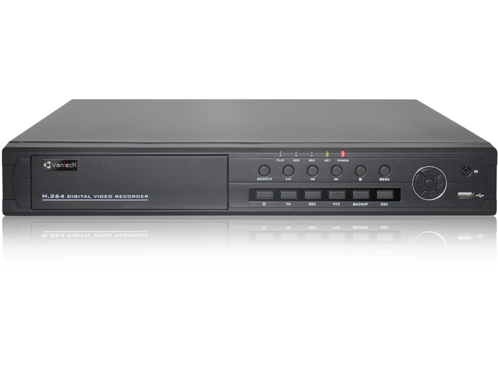 Đầu ghi hình 4 kênh Vantech VT-4800H Full D1