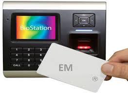 KIỂM SOÁT CỬA RA/VÀO BIOSTATION BSM-OC (Mifare card)