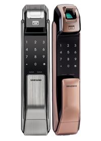 Khóa Cửa Vân Tay Samsung DP P718