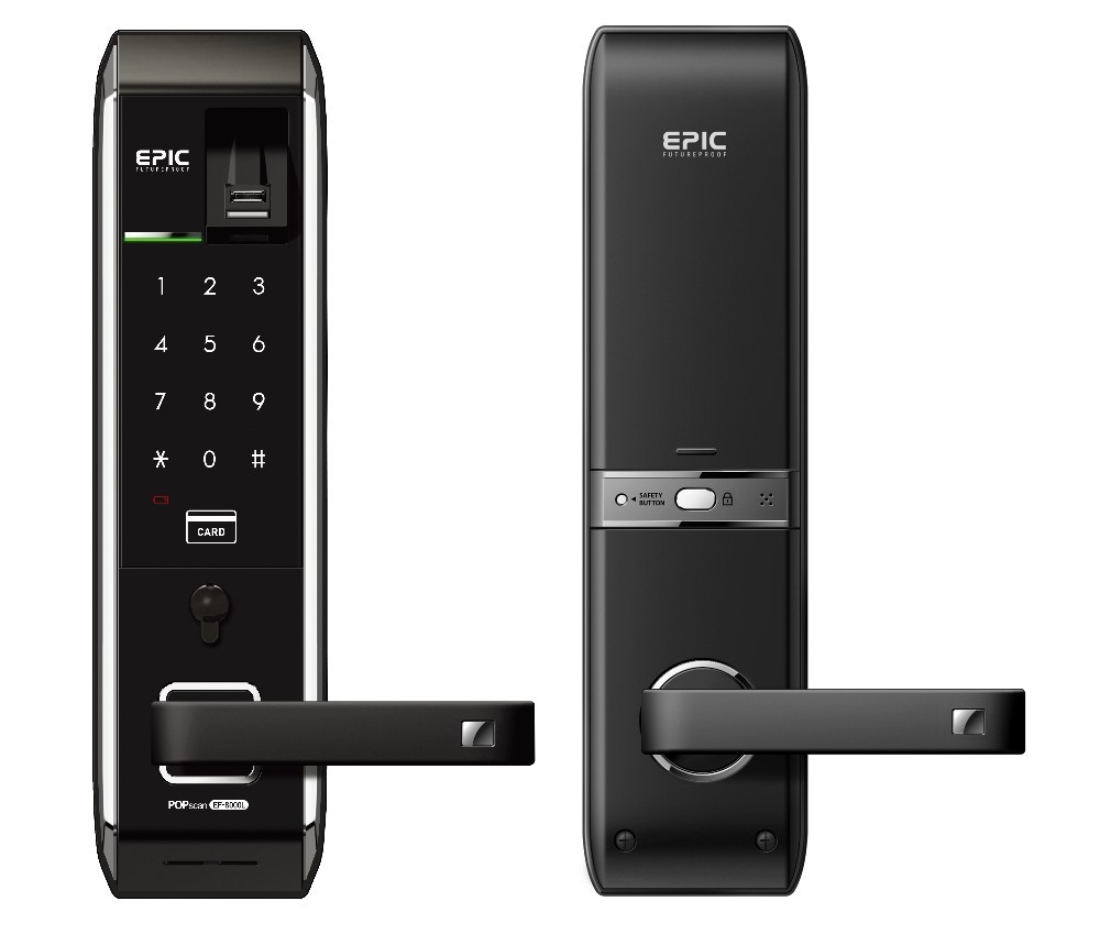 Khóa Vân Tay  EPIC POPScan EF-8000L