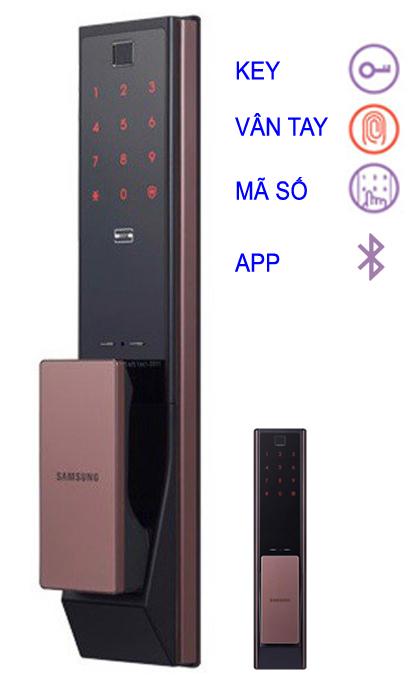 Khóa cửa Samsung SHP DP738