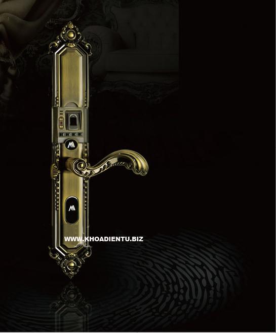 Khóa cửa cao cấp bằng vân tay Keylock HP-22