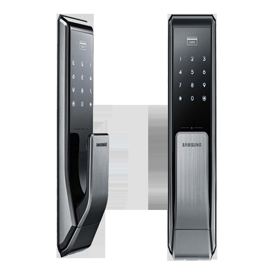 Khóa cửa mã số Samsung SHS-P717LMKEN