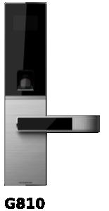 Khóa điện tử Dessmann G810 sliver