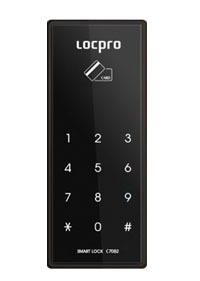 Khóa điện tử Hàn Quốc Locpro C70
