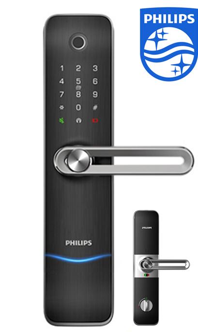 Khóa điện tử Philips 7000 LEVER LOCK