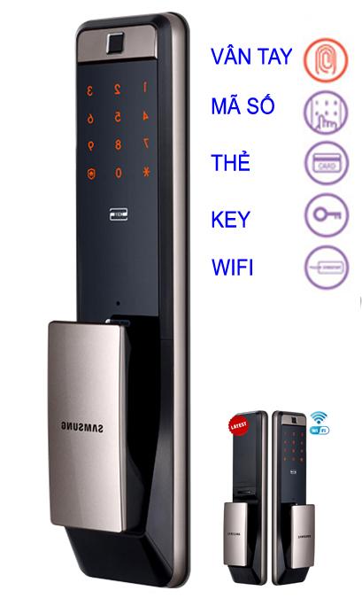 Khóa điện tử Samsung DP 609 wifi