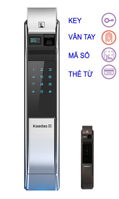 Khóa vân tay Đức Kaadas K7