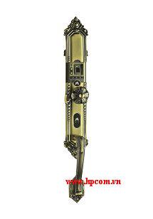 Khóa cửa vân tay Keylock HP-22XMK( gold)