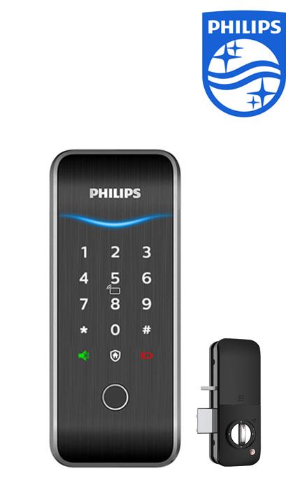 Khóa vân tay Philips 5100-5HBKS