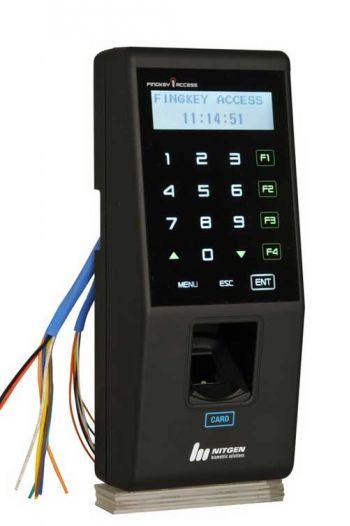 Nitgen SW101-M - Thiết bị kiểm soát ra vào bằng vân tay và thẻ cảm ứng