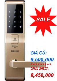 Samsung SHS H705 Gold