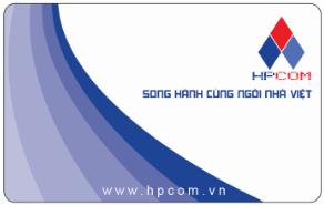 Thẻ từ HPCOM