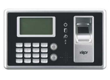 Virdi AC4000 - Máy chấm công - kiểm soát ra vào bằng vân tay và thẻ cảm ứng