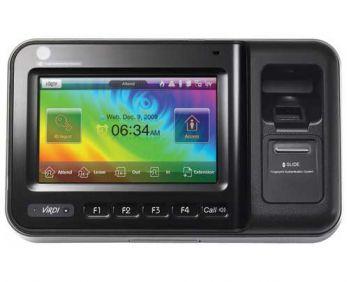 Virdi AC6000 - Máy chấm công kiểm soát cửa bằng vân tay và thẻ cảm ứng