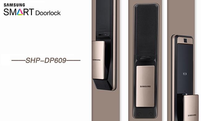 khoa cau van tay Samsung 609