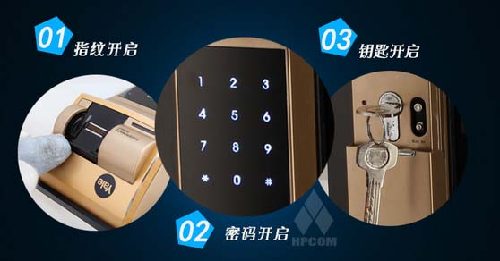 khóa cửa vân tay Yale YDM 4109