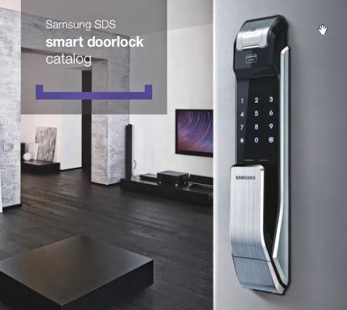 khóa điện tử Samsung P718