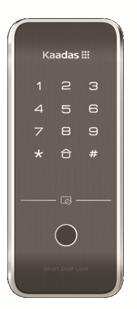 khóa cửa vân tay kaadas r71