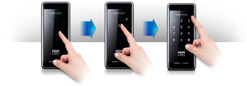 khóa thẻ từ Samsung SHS 2920