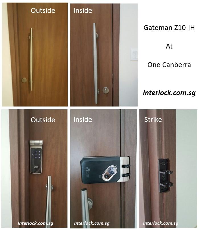 khóa cửa vân tay Z10