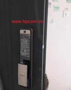 khóa cửa samsung SHP DP 609