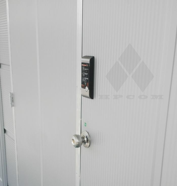 Dự án lắp đặt khóa điện tử Gateman V20