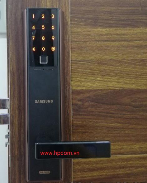 Feedback Lắp đặt khóa điện tử Samsung SHP-DH538  tại quận Long Biên, Hà Nội