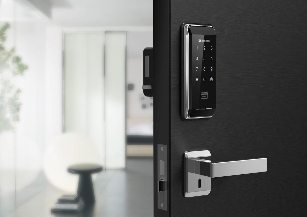 Hướng dẫn sử dụng khóa điện tử Samsung SHS 2920