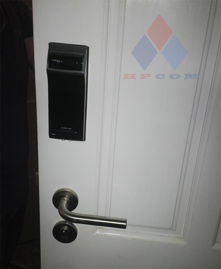 Lắp đặt khóa điện tử Gateman F10