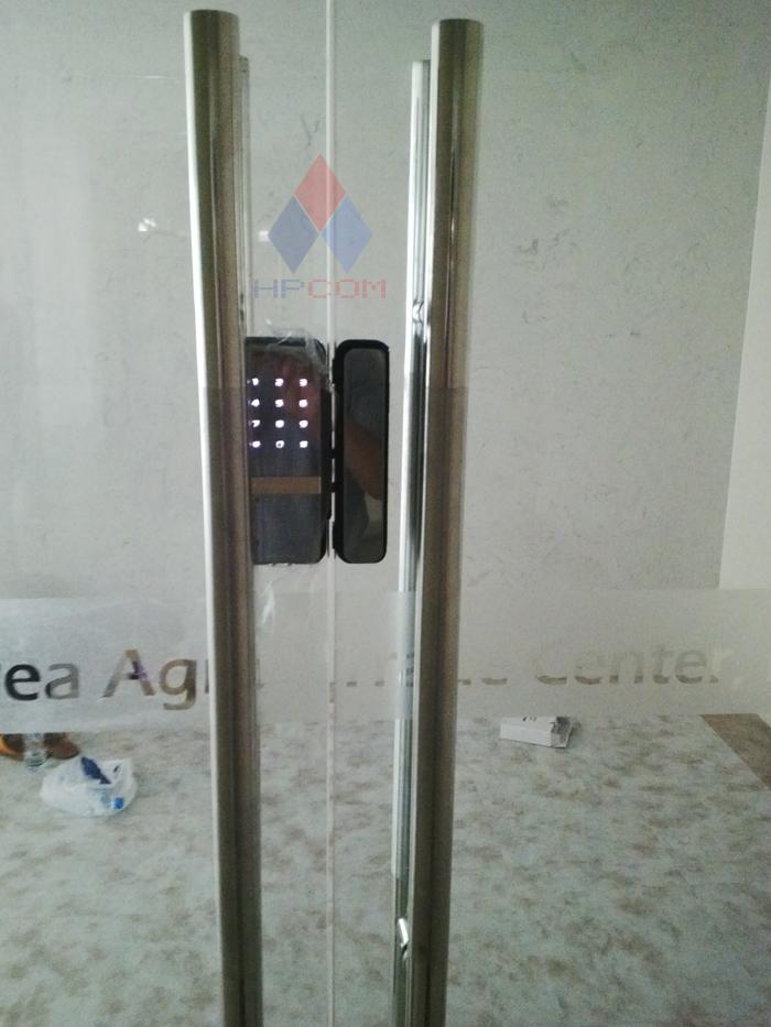 Lắp đặt khóa điện tử Gateman Shine tại KeangNam