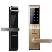 So sánh khóa điện tử Samsung SHS H705 và khóa điện tử Yale 4109
