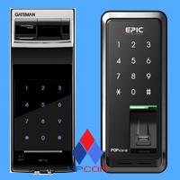 So sánh khóa vân tay  EPIC POPSCAN và GATEMAN F10
