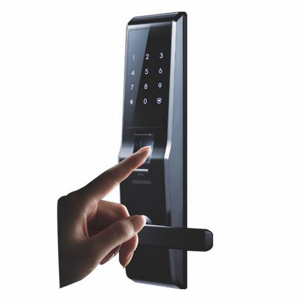 khóa cửa vân tay