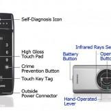 Giới thiệu khóa điện tử Samsung SHS 2320