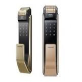 Hướng dẫn lắp đặt khóa điện tử Samsung SHS P910