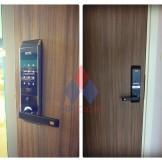 Lắp đặt khóa cửa điện tử Epic 809L
