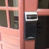 Lắp đặt khóa cửa điện tử Gateman F10 tại số 102 Kim Mã Thượng, Ba Đình, Hà Nội