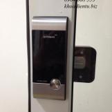 Lắp đặt khóa cửa điện tử Gateman V20 tại Công ty TNHH Mỹ Á - KCN Quế Võ - Bắc Ninh