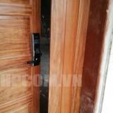 Lắp đặt khóa cửa điện tử Samsung H705 khu đô thị Gamura - Thanh tri - Hà Nội