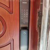Lắp đặt khóa điện tử Philips alpha tại khu đô thị Spendora Bắc An Khánh Hà nội