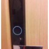 Lắp đặt khóa điện tử Samsung SHS 505