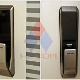 Lắp đặt khóa điện tử Samsung SHS-P717